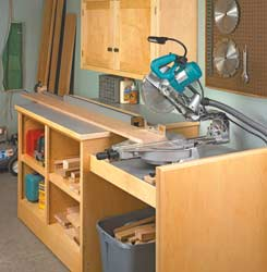 Miter Saw Workcenter