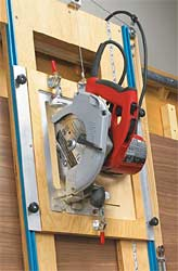 Sliding Carriage Panel Saw