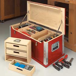 High-Tech Tool Chest