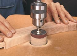 Sanding Drum Tips & Tricks