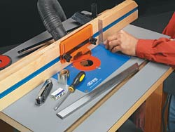 Tuning Up Your Router Table