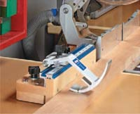 Benchtop Miter Saw Fence