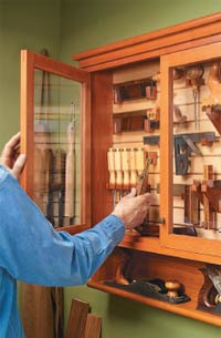 Fine Tool Cabinet