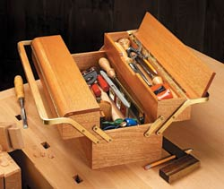 Tackle Box Tool Tote