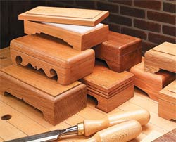 Sharpening Stone Storage Box Design Options