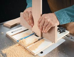 Rockler Box Joint Jig