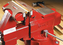 Anatomy of a Bench Vise