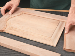 Making Raised Panel Doors