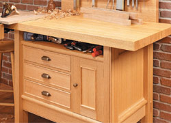 Heirloom Workbench Model