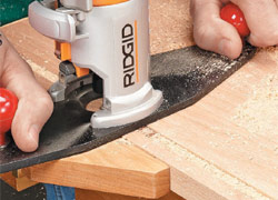 Precision Router Bases