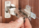 Choosing & Using Concealed Hinges