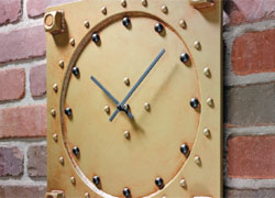 Shop Clock Pattern