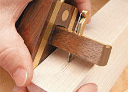 Marking Gauge Tips & Tricks