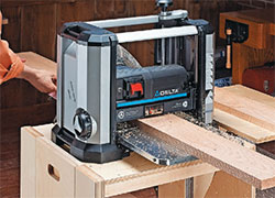 Do-It-All Planer Cart