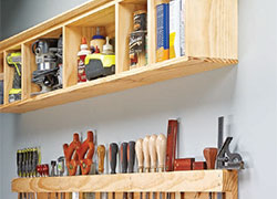 Wall Workbench