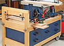 Benchtop Table Saw Stand