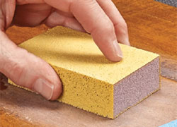 Sanding Blocks for Smooth Surfaces