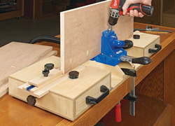 Pocket Hole Jig Workstation