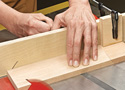 Tough Miter Cuts Made Easy