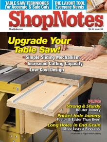 ShopNotes - Current Issue