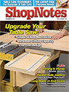 ShopNotes woodworking project plans