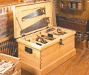 Dovetail Tool Chest