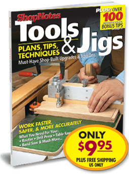 Tools &amp; Jigs cover image