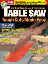 Table Saw: Tough Cuts Made Easy Cover