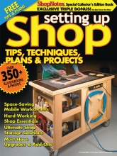 Setting Up Shop Cover